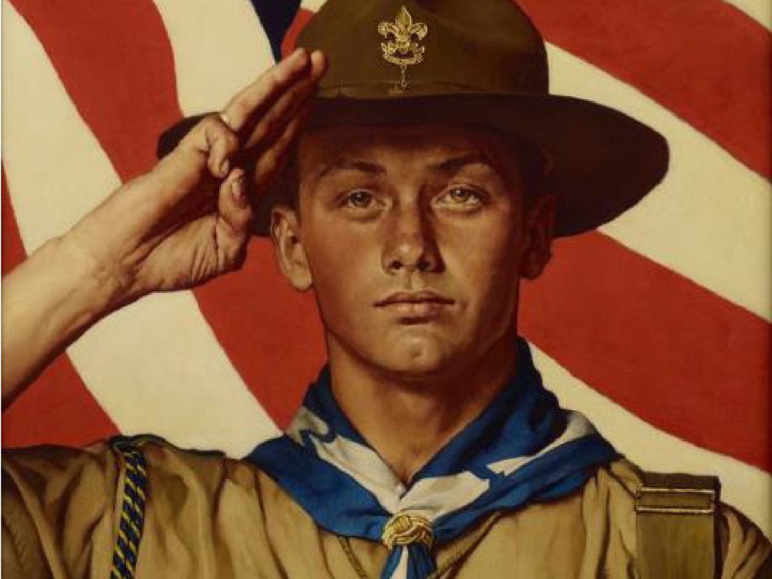 12 life lessons that every boy scout has learned